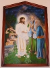 Urunk színeváltozása kápolna - Kerkateskánd